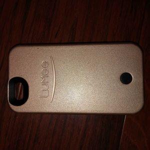 Accessories - IPhone 6/6s Lumee case